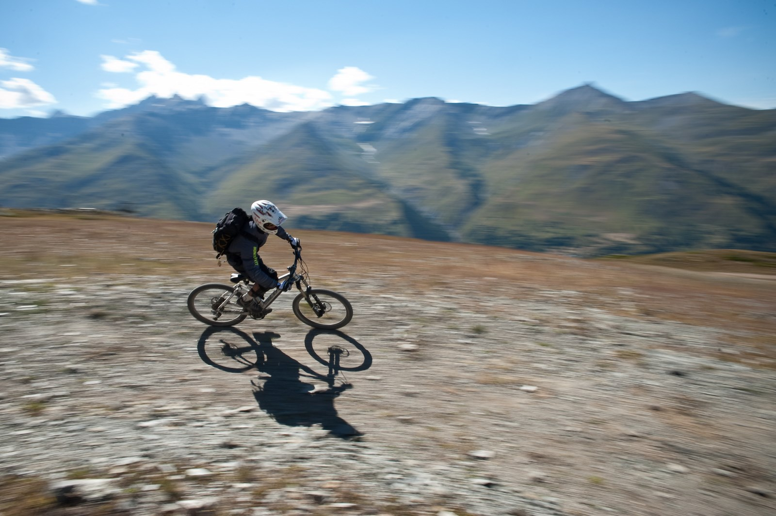 MOUNTAIN BIKE IN VALLOIRE GALIBIER