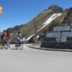Col du Galibier cycling alps