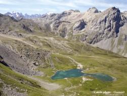 site - Lac des cerces-guimart