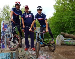 VTT-TRIAL collectif France