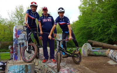 collectif France VTT TRIAL