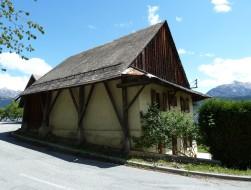 Maison à jambes - Jarrier Chef Lieu- CP L Duverney-Prêt (Copier)