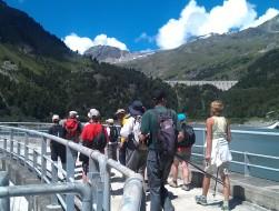 Rando barrage d'Aussois - CP Fondation Facim (1)
