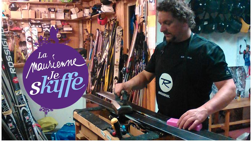 Bien entretenir vos skis pour l'hiver prochain !