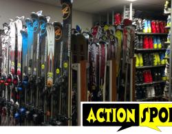 Action Sports à Modane