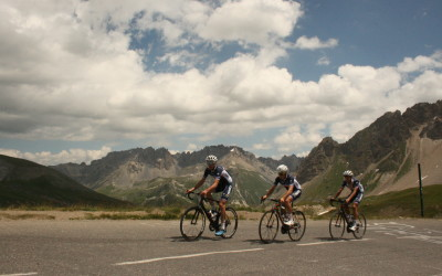 Route Espoirs Homme Galibier