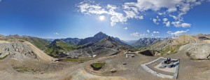 Col du Galibier © X. Spertini