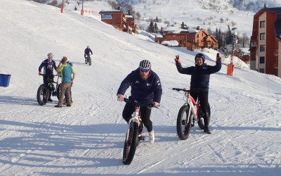 STAGE CYCLO PISTE