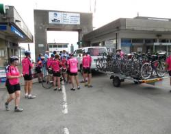 Cyclotouristes mauriennais