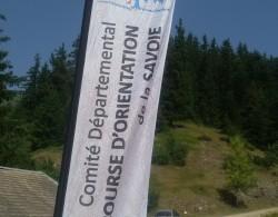 Le Comité Départemental de course d'orientation partenaire
