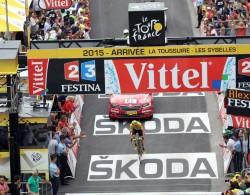 Tour de France 2015 Maurienne