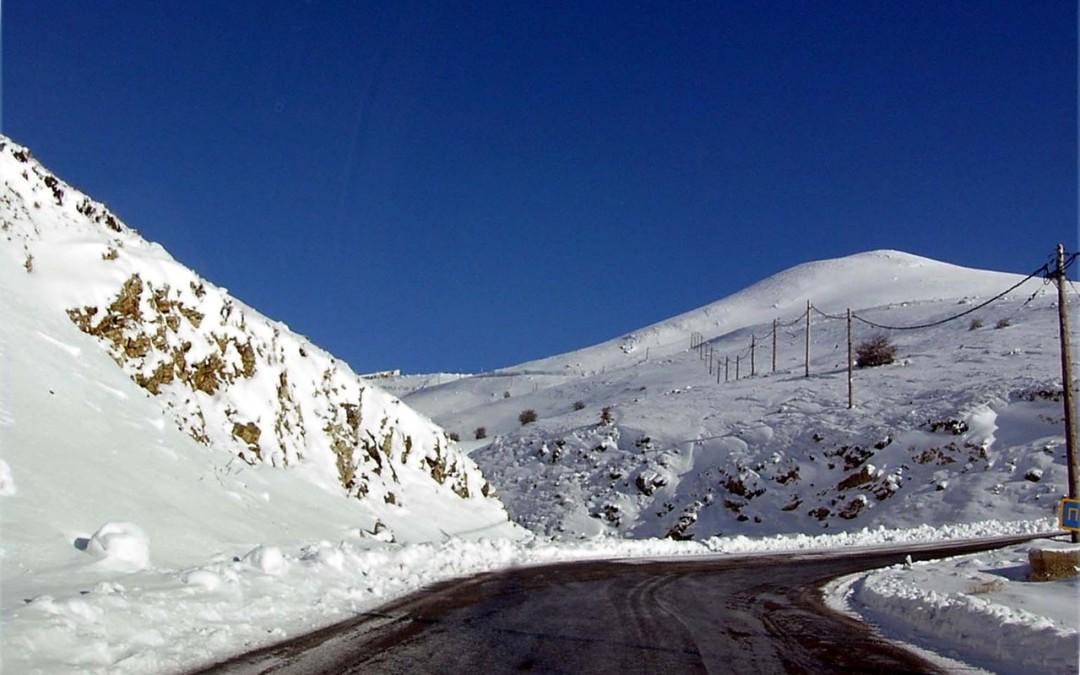 Pour que les routes de montagne restent un plaisir l'hiver !
