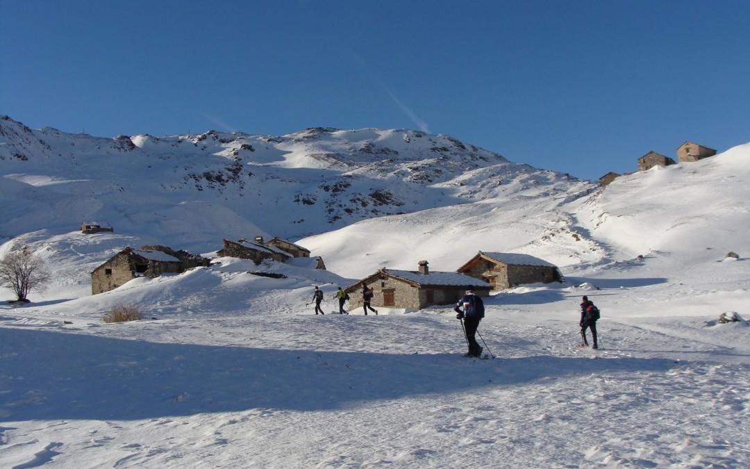 [REPORTAGE] Le stage hivernal des élites du cyclisme français en Maurienne !