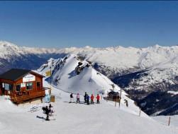 Karellis Maurienne ski ©Alban Pernet