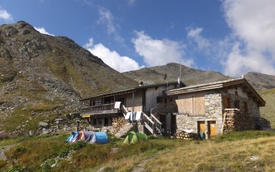 Refuge Mont Thabor