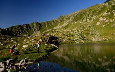 Lac de Clartan Montsapey -Tour de Lauzière