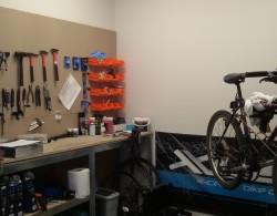 L'atelier réparation/maintenance