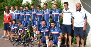 Equipe de France Espoir 2015