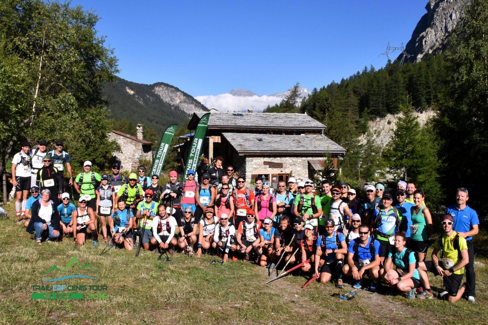 Trail EDF Cenis Tour bivouac