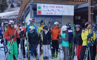 Ski de piste à Val Cenis