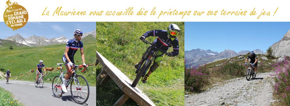 [ Rendez-vous ] Le vélo à l'honneur en Maurienne