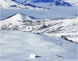 Panorama chalet d'alpage Le Mottet ©Yves Vionnet