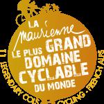 Logo Cyclo Maurienne FR+GB 2018