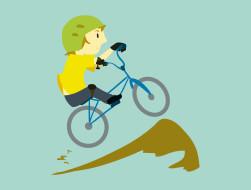 Activités enfants Maurienne vélo