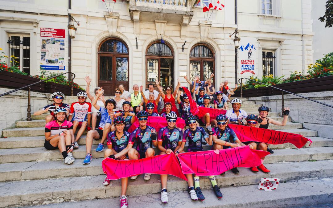 [DONNONS DES «ELLES» AU VÉLO] La Maurienne soutient le cyclisme féminin