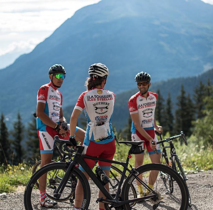 Grimpée St Michel-Beaune /  SMS Cyclo